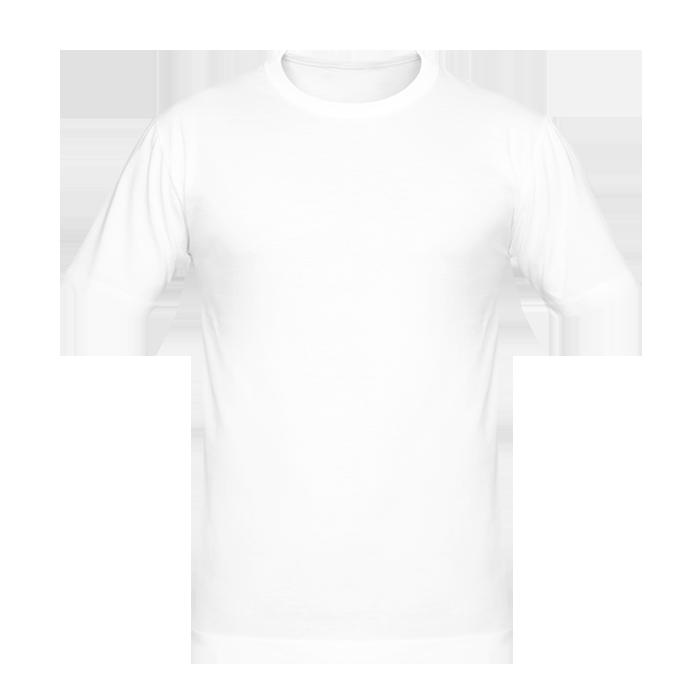 0e677778502d T-shirt col rond pour homme personnalisé