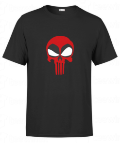 T-shirt Deadpool, tee shirt personnalisé T-shirt Deadpool en Tunisie