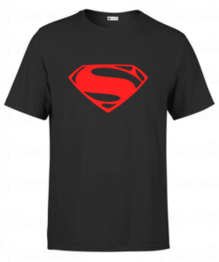 T-shirt Superman, tee shirt personnalisé T-shirt Superman en Tunisie