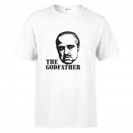 T-shirt The Godfather, tee shirt personnalisé T-shirt The Godfather en Tunisie