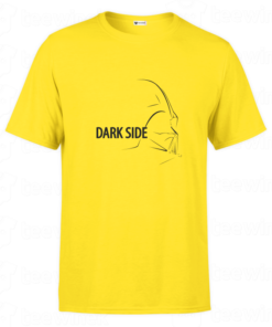 T-shirt dark side star wars, tee shirt personnalisé T-shirt dark side star wars en Tunisie