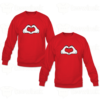 Sweat-shirts Couple hand love,Sweat-shirts personnalisé Pour coupleen Tunisie